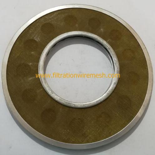 DPL-25 Filter Disc For Oil Lubrication