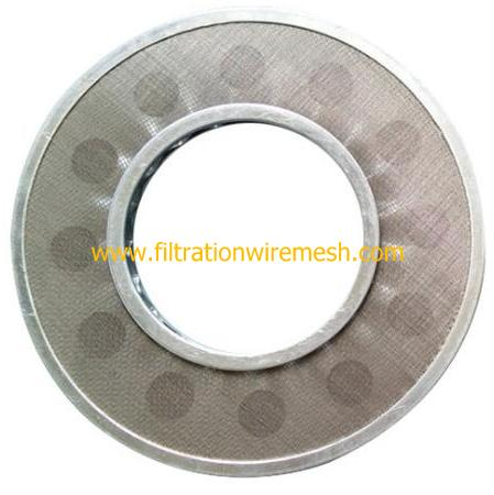 SPL Mesh Filter Disc For Lubrication Station