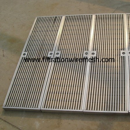 Wedge Wire Grate Drainage