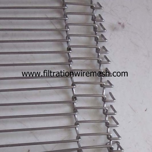 Stainless Steel Flat-flex Wire Belt