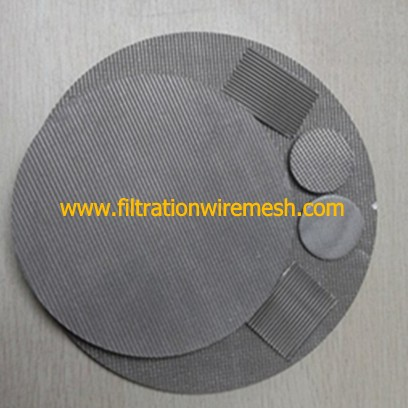 Multilayer Screen Disc
