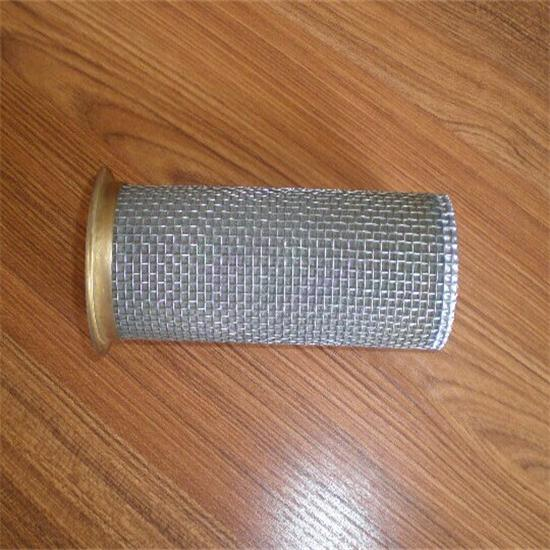 Multilayer Wire Mesh Cylinder Filter