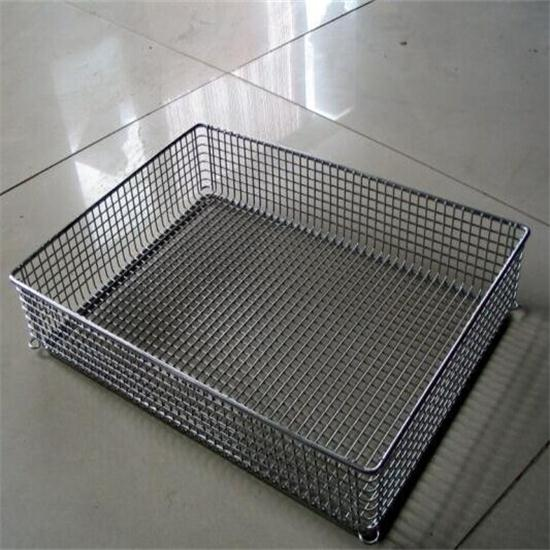 Custom Welded Wire Mesh Basket