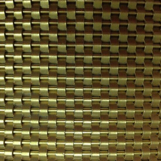 Brass Decorative Wire Mesh