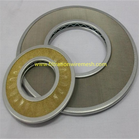 SPL Oil Filter Mesh Disc